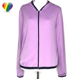 Avia Athletic Workout Full Zip Hoodie A140360